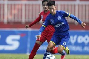 Giải bóng đá Nữ Cúp Quốc gia lần đầu tiên được tổ chức