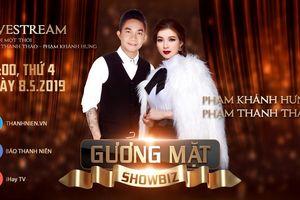 Gương mặt showbiz - Tái ngộ bộ đôi Phạm Thanh Thảo - Phạm Khánh Hưng