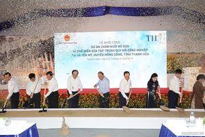 TH true Milk làm giàu cùng nông dân thế nào tại siêu dự án bò sữa tại Thanh Hóa?