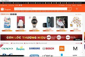 Thêm ví điện tử AirPay trên ứng dụng mua sắm Shopee
