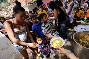 EU triển khai chương trình cứu trợ cho Venezuela