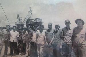 Bản hùng ca Anh bộ đội Cụ Hồ xây dựng ngành Dầu khí