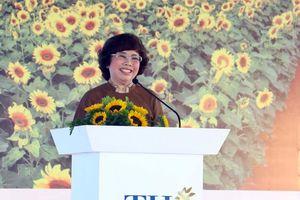 TH khởi công cụm trang trại bò sữa tập trung công nghệ cao 20.000 con tại Thanh Hóa
