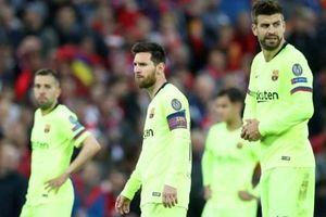 Barcelona: Từ 'vua ngược dòng' thành 'gã hề'