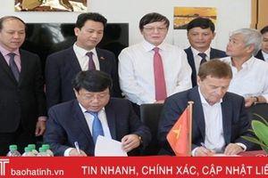 Cơ hội hợp tác quốc tế đào tạo lao động chất lượng cao của Hà Tĩnh