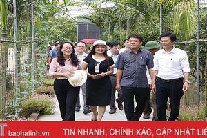 Đoàn công tác trung ương khảo sát thực tế tại Tượng Sơn và KKT Vũng Áng