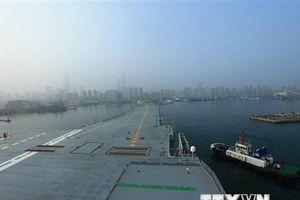 Các chuyên gia Mỹ: Trung Quốc đang chế tạo tàu sân bay thứ ba