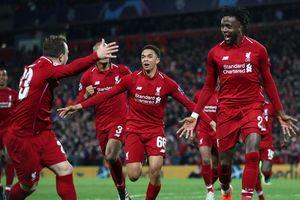 Liverpool ngược dòng 'điên rồ' trước Barca tiến vào chung kết