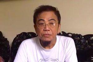 TPHCM: Nghệ sĩ Hồng Tơ bị bắt về hành vi đánh bạc