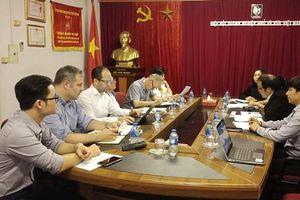 VINASME và OECD trao đổi về chính sách hỗ trợ SME Việt Nam