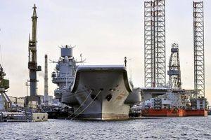 Nga chuẩn bị chế tạo tàu sân bay hạt nhân đầu tiên