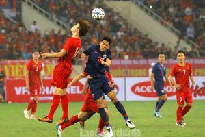 Tuyển Việt Nam sẽ gặp Thái Lan trong trận ra quân tại King's Cup 2019