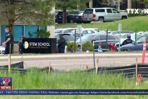 Nổ súng tại trường học Mỹ