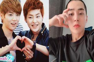Lộc Hàm(Luhan) 'thả tim' ảnh của Xiumin(EXO) trước ngày nhập ngũ, bao nhiêu năm xa cách tình anh em vẫn vậy?