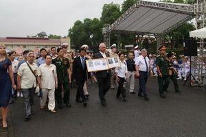 Kỷ niệm ngày chiến thắng 'Binh đoàn Bất tử' tại Hà Nội