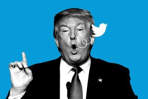 Chứng khoán toàn cầu chao đảo chỉ vì 2 dòng tweet của Tổng thống Trump