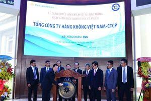 1,4 tỷ cổ phiếu Vietnam Airlines chính thức giao dịch trên sàn HOSE