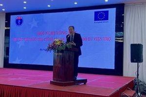 Hiệu quả từ 3.500 tỷ đồng của EU hỗ trợ chính sách cho y tế Việt Nam
