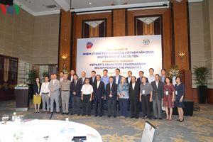 Việt Nam lấy ý kiến chuyên gia về ưu tiên cho năm Chủ tịch ASEAN 2020