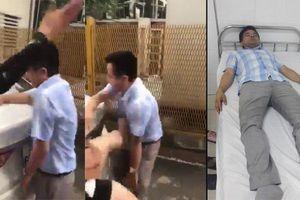 Thầy giáo dạy lái xe sờ đùi, bị nữ học viên chửi bới, đánh tới tấp ở Hà Nội lên tiếng