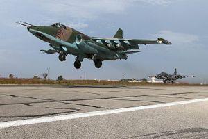 Chiến đấu cơ Nga xuất hiện gần thành cổ Palmyra, Syria