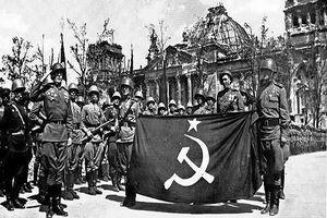 'Đỉnh cao chói lọi': 74 năm ngày chiến thắng phát xít