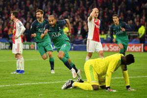 Ngược dòng thắng Ajax 3-2, Tottenham vào chung kết