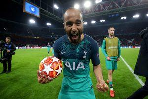 Người hùng của Tottenham nói gì khi ghi hat-trick loại Ajax