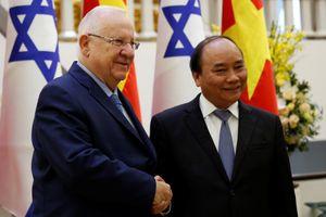 Quan hệ VN - Israel: Từ lịch sử chung đến tương lai phía trước
