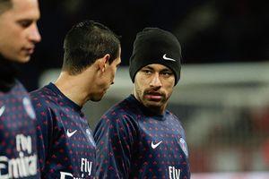 Neymar quát đồng đội: 'Mày là ai mà nói chuyện với tao như thế?'