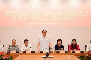 Hà Nội: Kiến nghị ban hành Luật Đầu tư công (sửa đổi)