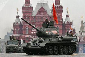 Những hình ảnh ấn tượng nhất trong lễ diễu binh mừng 74 năm Ngày Chiến thắng tại Moscow