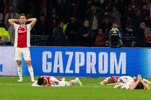 Thua sốc Tottenham, người Ajax đau đớn tự vấn bản thân