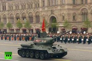 Nga duyệt binh hoành tráng kỷ niệm 74 năm Chiến thắng phát xít