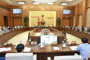 UBTVQH thảo luận về Luật Đầu tư công (sửa đổi)