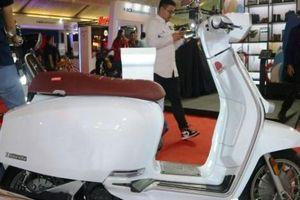 Lambretta V125, V200 Special trắng đẹp kiêu sa sắp về Việt Nam?