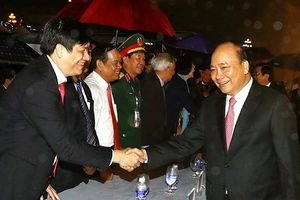 Thủ tướng Nguyễn Xuân Phúc dự Lễ kỷ niệm 990 năm Thanh Hóa