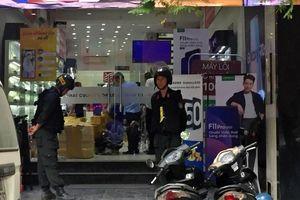 Kiểm tra hoạt động của cửa hàng Nhật Cường Mobile