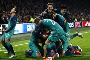 Tottenham tranh cúp Champions League với Liverpool