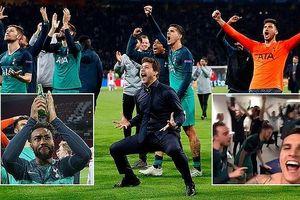Ajax - Tottenham 2-3 (3-3): Lucas Moura xuất thần, HLV Pochettino gặp Liverpool tại Madrid