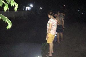Hai người bị nước cuốn xuống suối mất tích