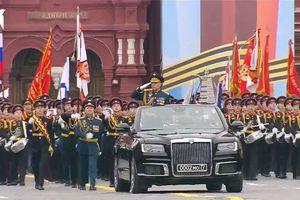Nga duyệt binh hoành tráng kỷ niệm 74 năm Ngày Chiến thắng phát xít