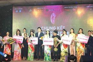 Nữ sinh khoa Du lịch giành ngôi quán quân 'Nét đẹp nữ sinh - Miss UFM 2019'