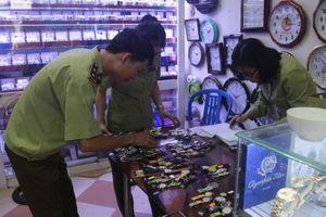 Gần 1.300 đồng hồ đeo tay giả mạo các nhãn hiệu bị thu giữ tại Đà Nẵng
