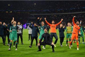 Chiến thắng ngoạn mục trên sân Ajax, Tottenham lội ngược dòng vào chung kết
