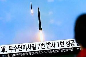 Nhật Bản: Không có mối đe dọa nào từ vật thể bay không xác định của Triều Tiên