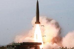 KCNA: Vụ thử tên lửa mới của Triều Tiên là 'định kỳ và mang tính tự vệ'