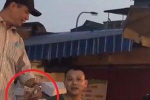 Đề nghị truy tố 'trùm' bảo kê chợ Long Biên cùng 4 đồng phạm