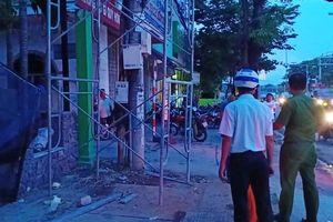 Tai nạn điện gây hậu quả dây chuyền