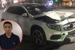 Khởi tố, tạm giam tài xế Mercedes tông tử vong 2 phụ nữ đi xe máy